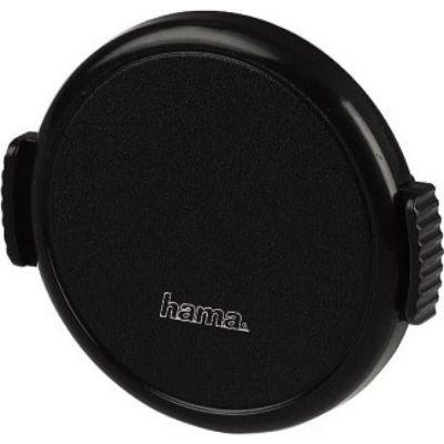 Крышка Hama H-94277 для объектива SNAP М77 D=77мм пластик черный