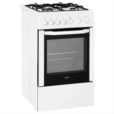 Газовая плита Beko CSE 52110 GW белый