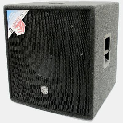 Сабвуфер ES-acoustic 118S P8 (пассивный)