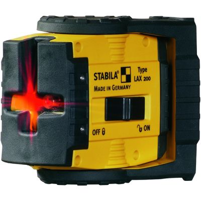 Нивелир STABILA лазерный LAX 200 (17282s)