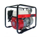 Мотопомпа Fubag бензиновая PTH 1000 3.6 кВт HondaGX160 АИ-92 чистая вода 1000 л/м 32/8 м 80/80 мм бак 3.6 л 32 кг