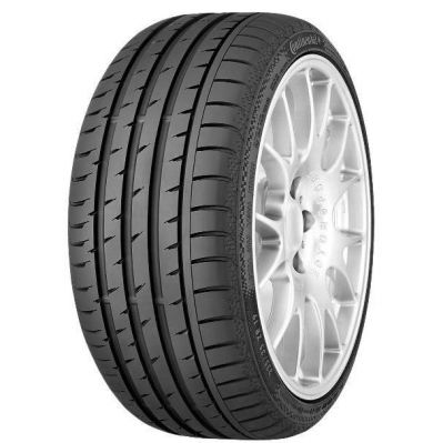 Летняя шина Continental ContiSportContact 3 255/45 R19 100Y 350462