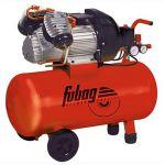 Компрессор Fubag AUTO MASTER KIT 2.2 кВт 50 л 345 л/мин 9 бар 55 кг масляный +10 предметов 45681953