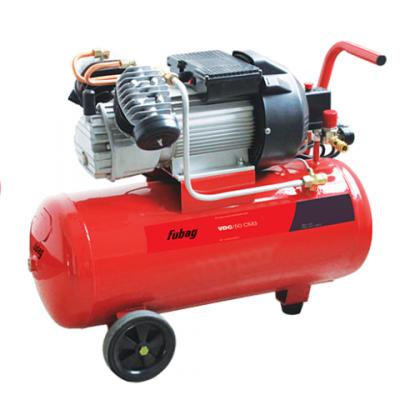 Компрессор Fubag VDC/50 CM3, 2.2 кВт 50 л 360 л/мин 8 бар 44 кг масляный 45681878