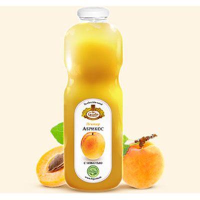 te Gusto абрикосовый нектар с мякотью (0,85 л.)