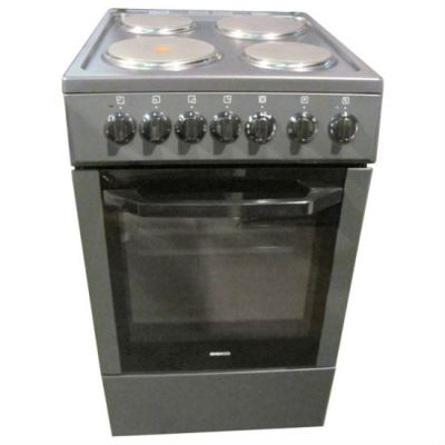 Электрическая плита Beko CSE 56100 GA темно-серый