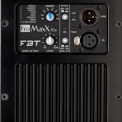 Акустическая система FBT ProMaxX 10a (активная)