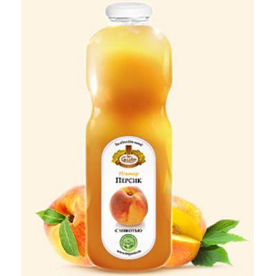 te Gusto персиковый нектар с мякотью (0,85 л.)