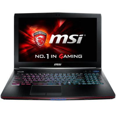 Ноутбук MSI GE62 2QD-035RU (Apache) 9S7-16J212-035