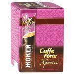 Кофе Жокей Kafe Forte (в пакетиках, 10х18г, кофейный напиток со вкусом сливок) 0948-20