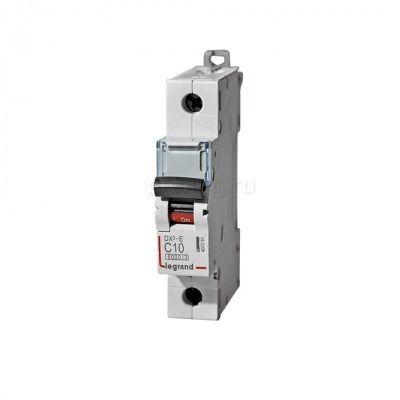 Legrand Выключатель автоматический DX3-E C16 1П 6000/6kA LEG-407263