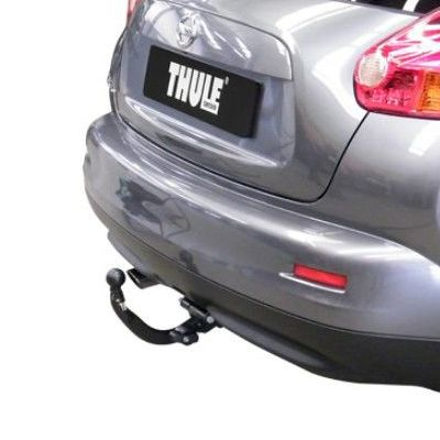 Thule ТСУ для Nissan Qashqai II (J11) 14-> твердое крепление (аналог 569000) TU 597300