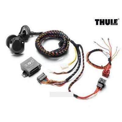 Thule Электрика для ТСУ Land Rover Freelander 2 07-> TU 744223
