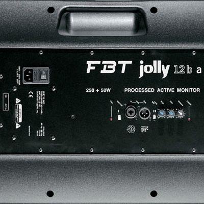 Акустическая система FBT Jolly 12b a (активная)