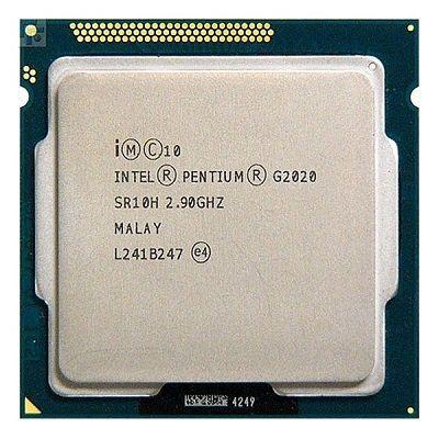 Процессор Intel Pentium Dual-Core G2020, LGA 1155, OEM CM8063701444700