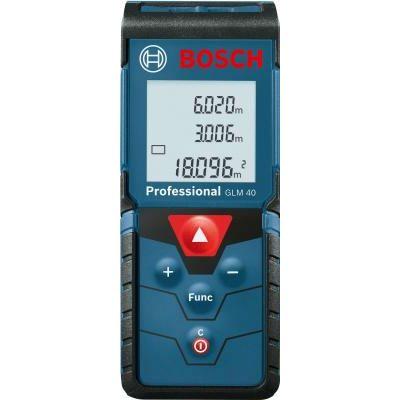 Дальномер Bosch лазерный GLM 40 Professional 0601072900