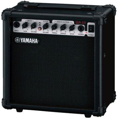 Комбоусилитель Yamaha гитарный GA-15