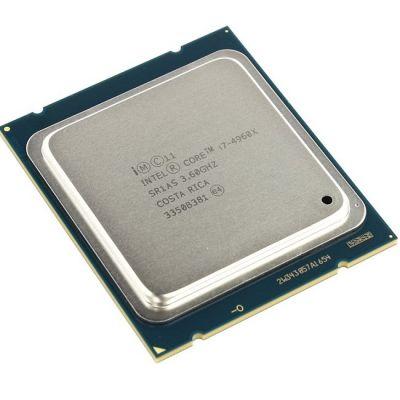Процессор Intel Core i7-4960X Extreme 3.6 GHz / 6core / 1.5+15Mb / 130W / 5 GT / s LGA2011 OEM CM8063301292500S R1AS IN