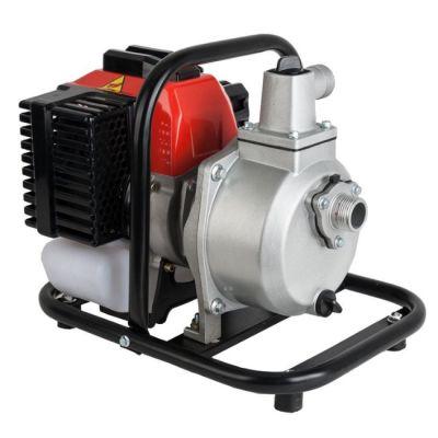 Мотопомпа DDE бензиновая DDE PN25-II (2-хтакт, 52 куб.см,1.9 лc, вых 25 мм, 30 м, 8 м куб/час,т. бак 0,6 л, 7,3 кг