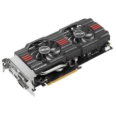 Видеокарта ASUS Nvidia GeForce GTX660 90YV0392-M0NA00