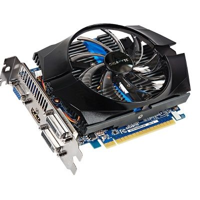 Видеокарта Gigabyte Nvidia GeForce GT740 GV-N740D5OC-2GI