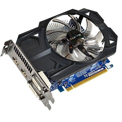 ���������� Gigabyte Nvidia GeForce GT750 GV-N750OC-2GI