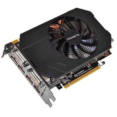 Видеокарта Gigabyte Nvidia GeForce GTX970 GV-N970IXOC-4GD
