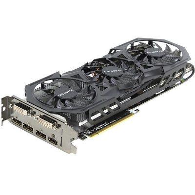 Видеокарта Gigabyte Nvidia GeForce GTX980 GV-N980WF3OC-4GD