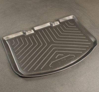 Norplast Коврик багажника Citroen C5 Hatch 2004-> с бортиком полиуретановый черный NP P-14-16