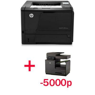������� HP LaserJet Pro 400 M401dne CF399A