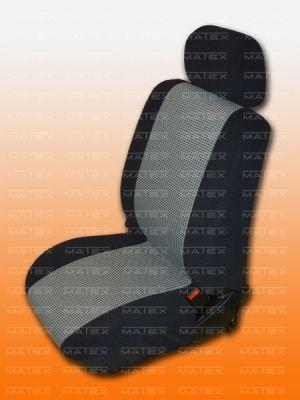 Чехол на сиденья автомобиля Matex Renault Megane Scenic, материал Жаккард ACC05-00080