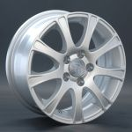 �������� ���� Replica ������� VV176 6x14/5x100 D57.1 ET40 Silver