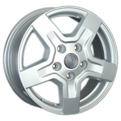 �������� ���� Replica ������� CI43 6x15/5x118 D71.1 ET68 Silver