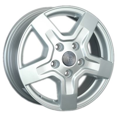 �������� ���� Replica ������� FT19 6x15/5x118 D71.1 ET68 Silver