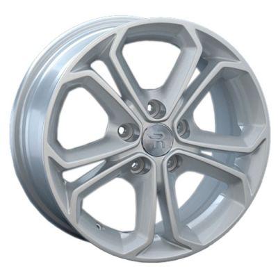 Колесный диск Replica Реплика GN89 6.5x15/5x105 D56.6 ET39 Silver