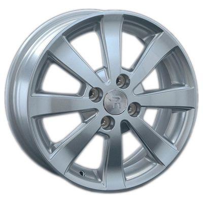 Колесный диск Replica Реплика HND144 6x15/4x100 D54.1 ET48 Silver
