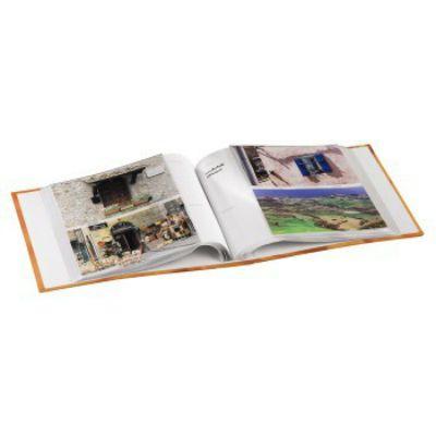 Hama Фотоальбом H-106256 Singo 10x15/200 22х22 см 100 страниц