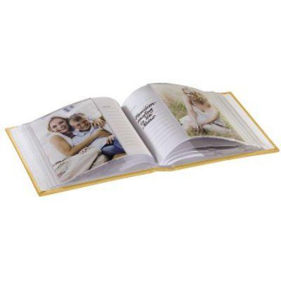 Hama Фотоальбом H-94523 Wild Rose 10x15/60 17.5х17 см 60 страниц бежевый