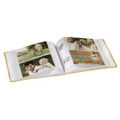 Hama Фотоальбом H-94527 Wild Rose 10x15/200 22х22.5 см 100 страниц бежевый