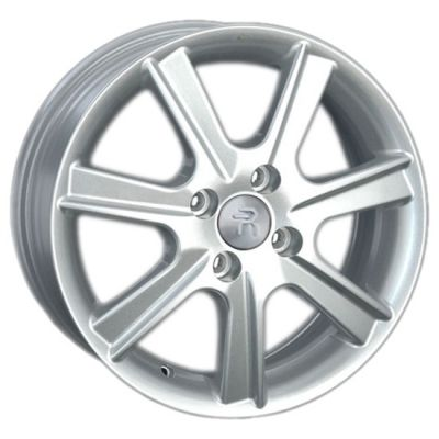 Колесный диск Replica Реплика KI102 6x15/4x100 D54.1 ET48 Silver
