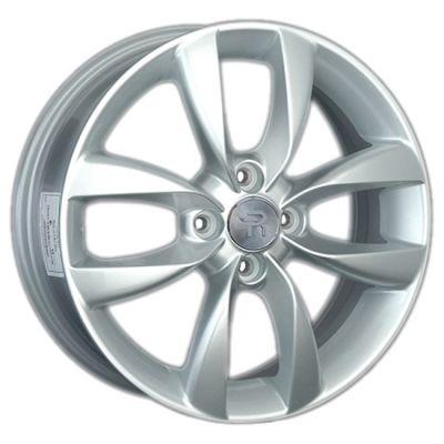 Колесный диск Replica Реплика KI108 6x15/4x100 D54.1 ET48 Silver