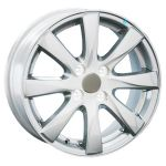 Колесный диск Replica Реплика KI59 6x15/4x100 D54.1 ET48 Silver