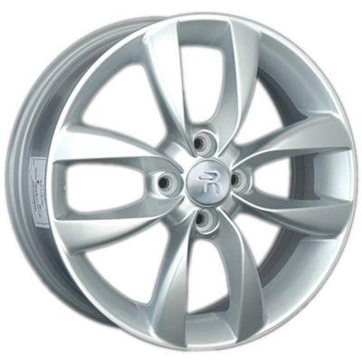 Колесный диск Replica Реплика NS113 6x15/4x100 D60.1 ET50 Silver