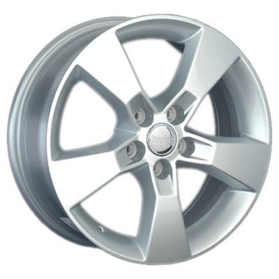�������� ���� Replica ������� OPL43 6.5x15/5x105 D56.6 ET39 Silver