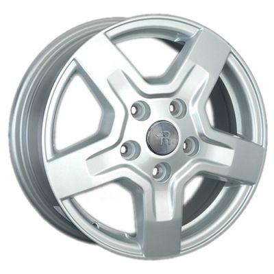 Колесный диск Replica Реплика PG58 6x15/5x118 D71.1 ET68 Silver