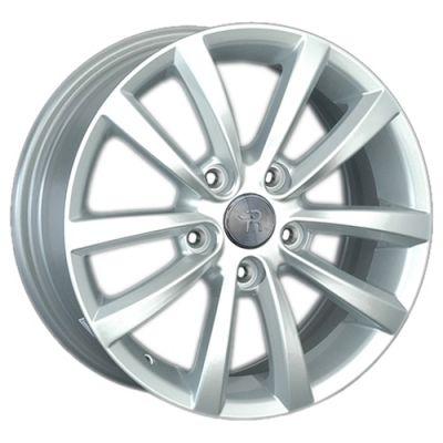 Колесный диск Replica Реплика RN127 6.5x15/5x114.3 D66.1 ET43 Silver
