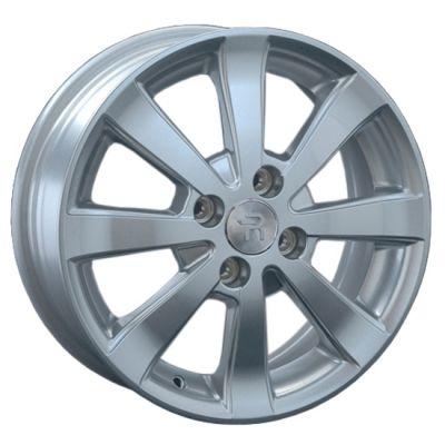 �������� ���� Replica ������� RN145 6x15/4x100 D60.1 ET50 Silver