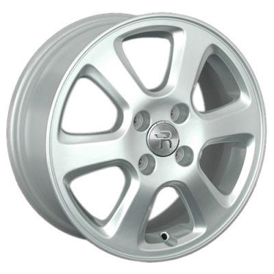 �������� ���� Replica ������� RN153 6x15/4x100 D60.1 ET50 Silver