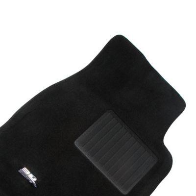 Sotra Коврики салона текст.BMW 3** F30 2011-> кроме xDrive LINER 3D VIP с бортиком черные ST 73-00075