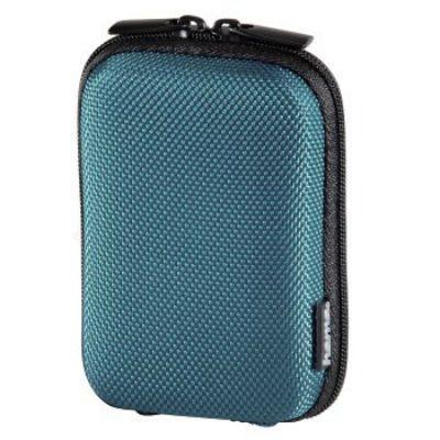 Фотосумка Hama H-103897 Hardcase Colour Style 40G 6 x 2.5 x 9.5 см бирюзовый